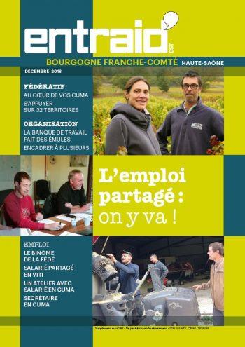 Couverture du numéro Édition Haute-Saône