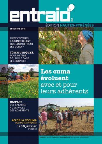 Couverture du numéro Édition Hautes-Pyrénées