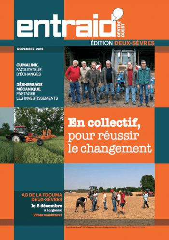 Couverture du numéro Édition Deux-Sèvres