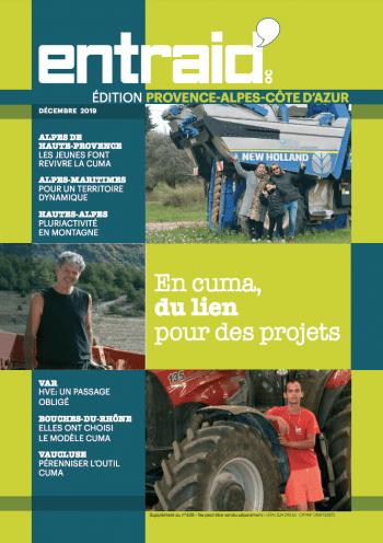 Couverture du numéro Édition Provence-Alpes-Côtes-d'Azur