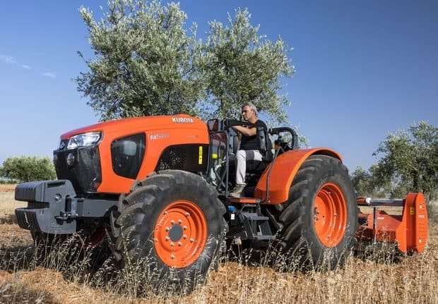 tracteur Kubota M5111 LP