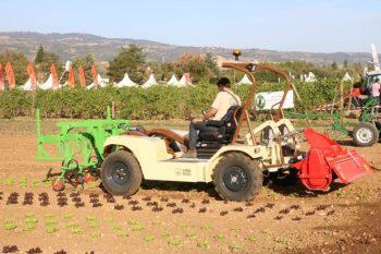 Tech&Bio, tracteur électrique