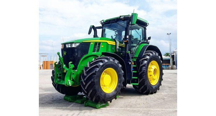 tracteurs John Deere 8R