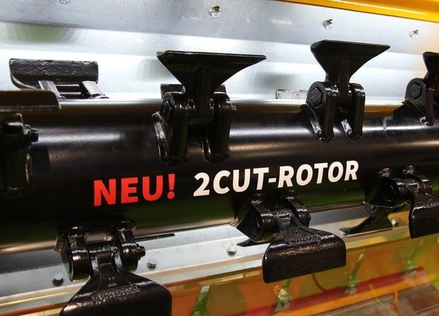 broyeurs Müthing à marteaux Rotor 2Cut