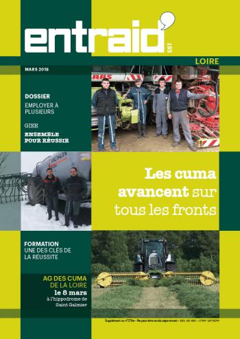 Couverture du numéro Édition Loire