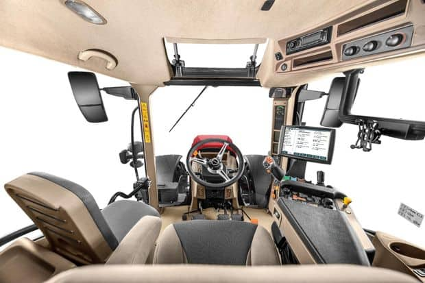 tracteurs Puma case IH cabine