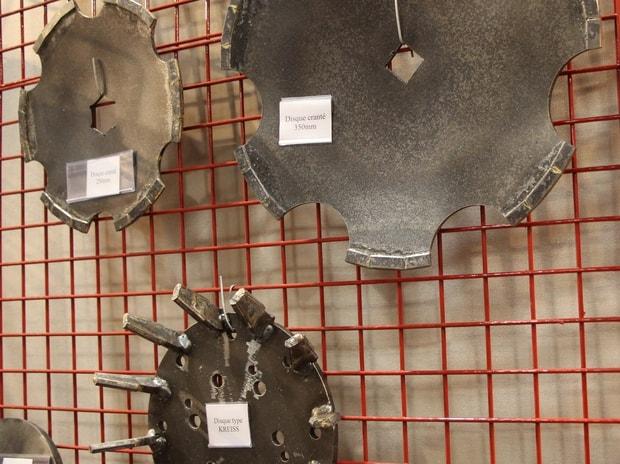 Sival pièces d'usure ADI Carbures