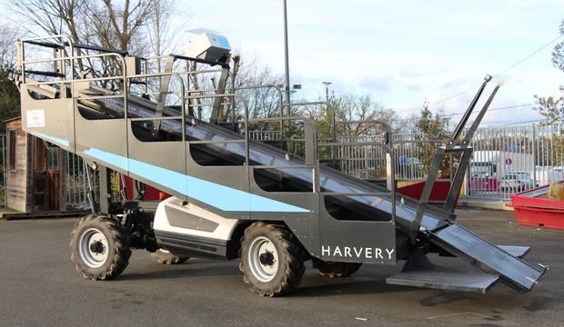 plateforme harvery HM-8 Chabas