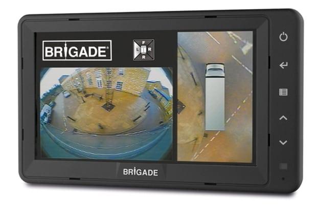 prévention des accidents sécurité caméra Brigade Electronics vision