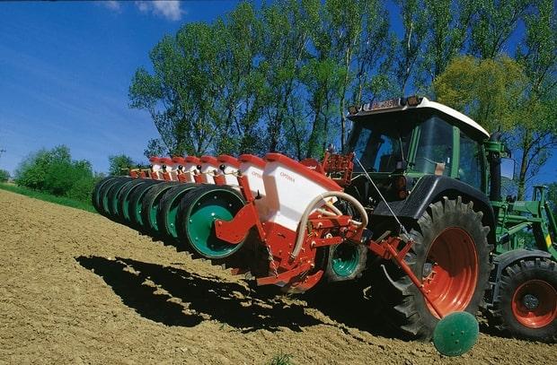 Modulation de densité de semis du maïs