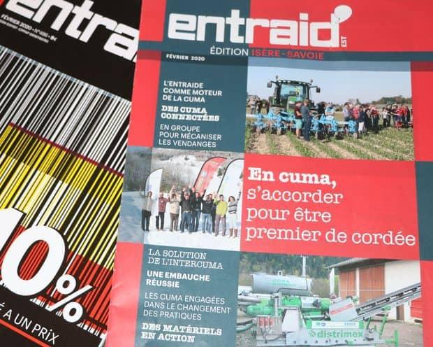 édition spéciale fdcuma de Savoie / Isère