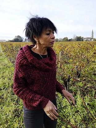 Impayés : Sylvie Berrouet, présidente de la cuma Viti Médoc Environnement fait parfois appel à un cabinet extérieur.
