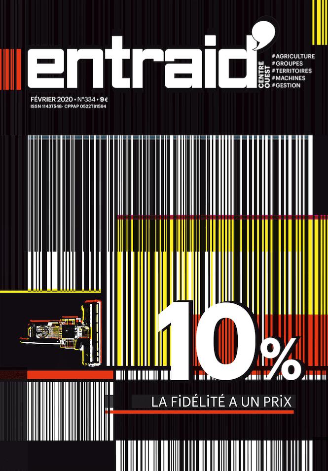 magazine couverture entraid fevrier 2020