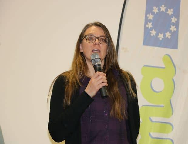 Anne-Claire Kubala, chargée de mission agroécologie