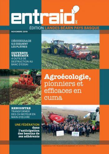 Couverture du numéro Edition Landes
