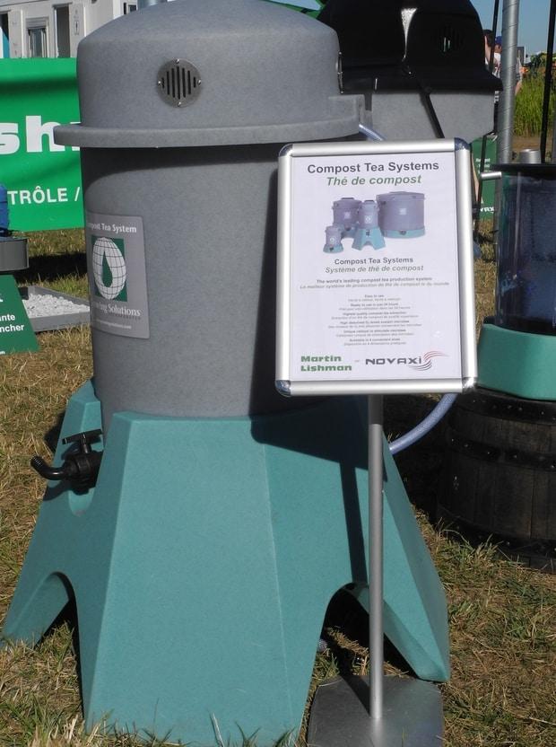 the de compost novaxi
