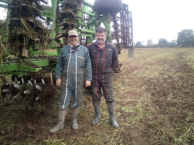 Séchoir continu à grains : le projet de la cuma Argoat Bio.