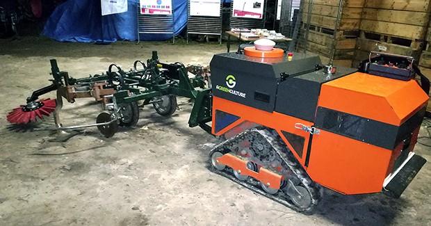 Bilan carbone en agriculture : robot pour la viticulture