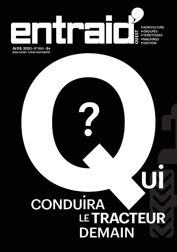 entraid magazine couverture avril 2020