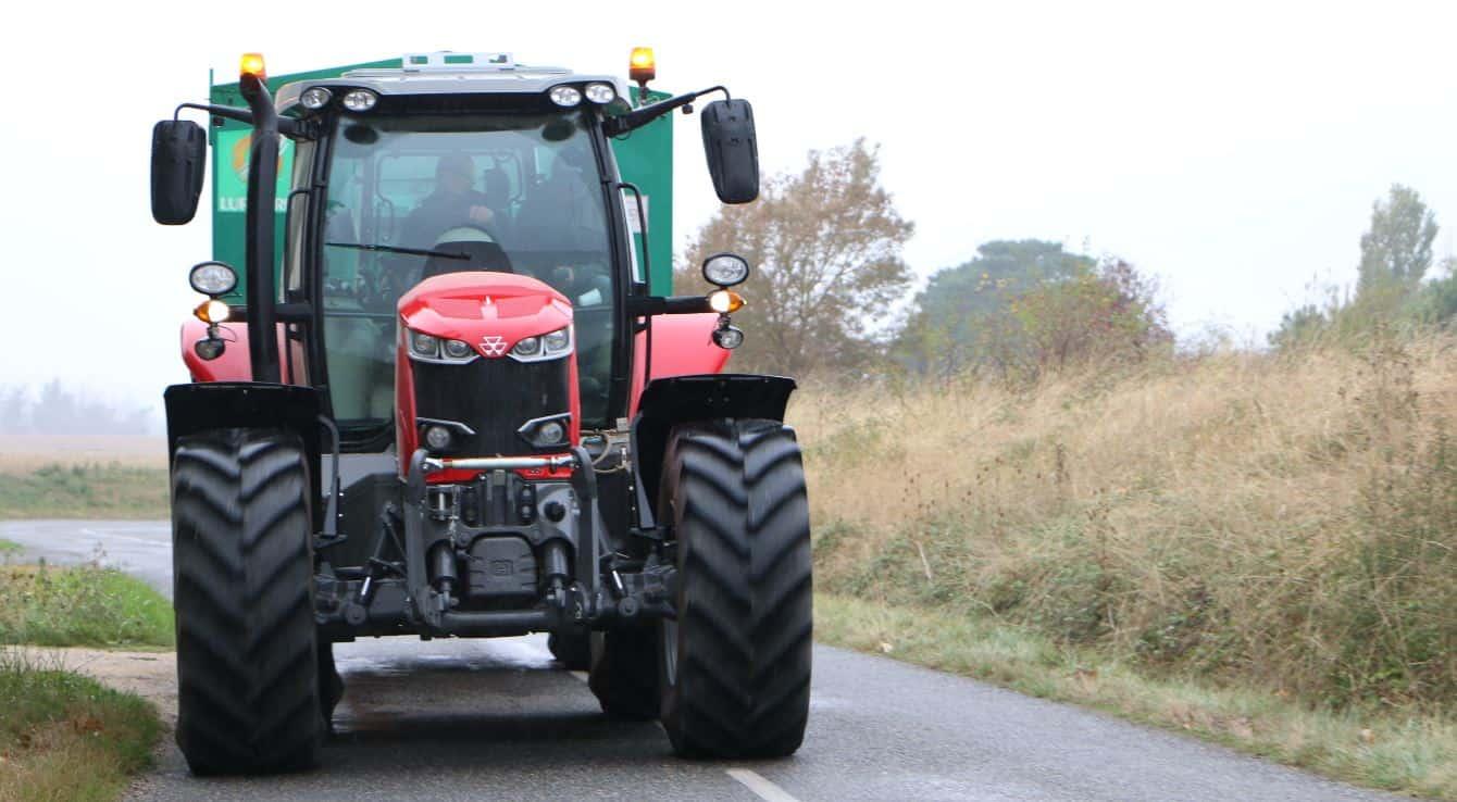 consommation-gnr-tracteur-agricole-route-pression-pneu
