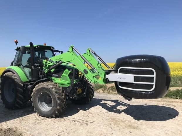 tracteur Deutz-Fahr-6145.4-avec-chargeur