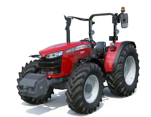tracteur massey ferguson MF 4700 M