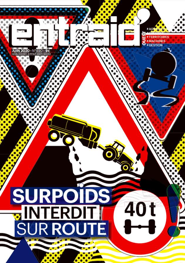 entraid magazine couverture juin 2020