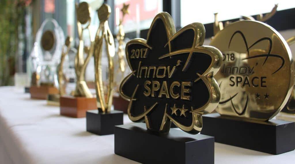 Trophées des éditions innov'space