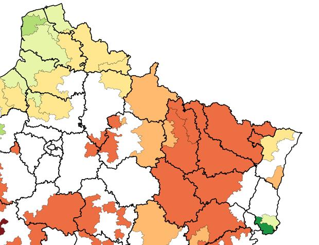 arvalis carte prévision de récolte ensilage maïs