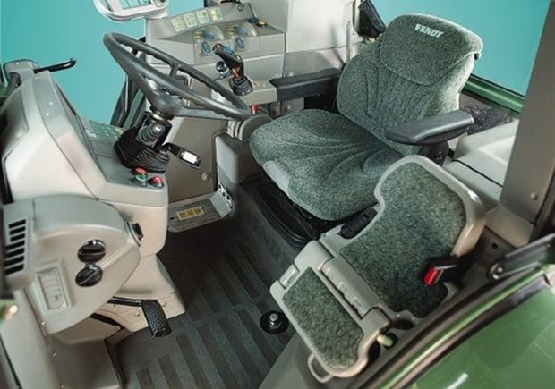 cabine siège tracteur Fendt