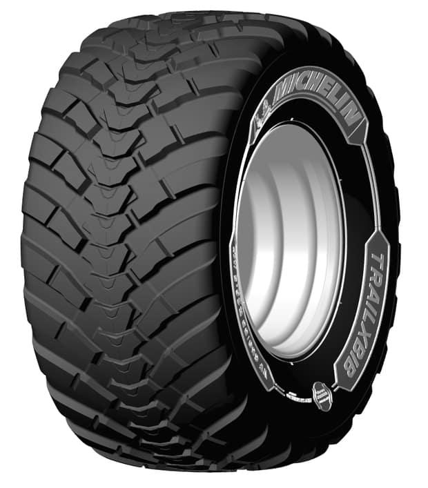 pneu Michelin TrailXBib pour remorque
