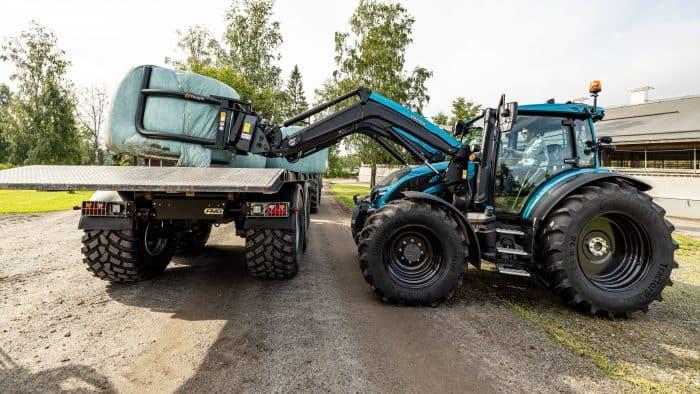 Série tracteur Valtra série G