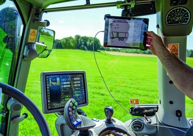 tracteur deutz-fahr série 8