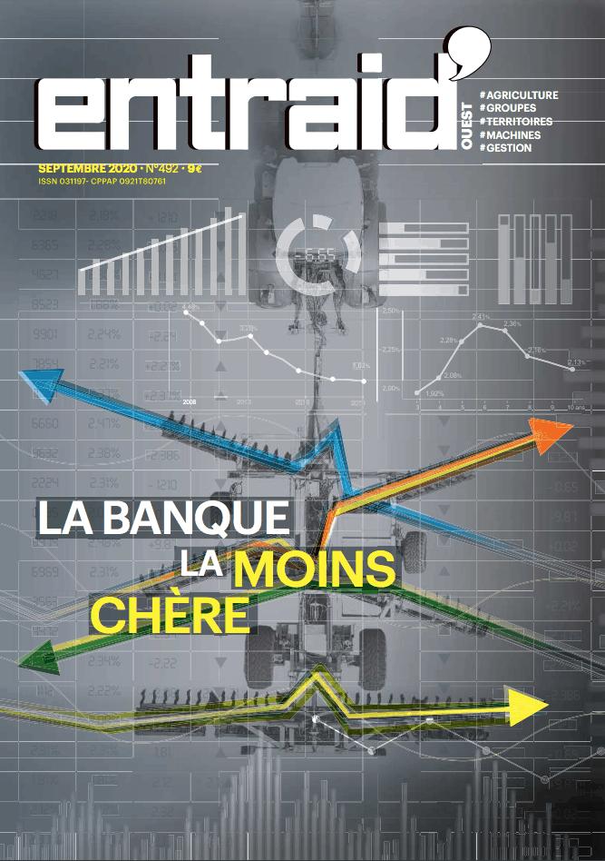entraid magazine couverture septembre 2020
