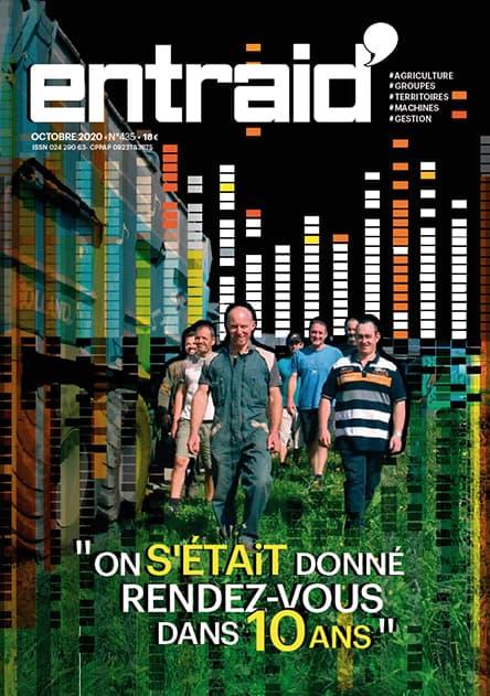 entraid magazine couverture octobre 2020