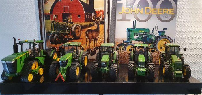 tracteurs miniatures John Deere