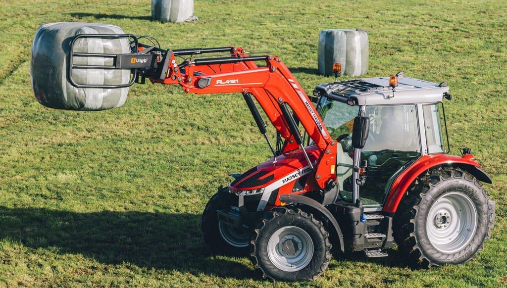 tracteurs Massey Ferguson 5S