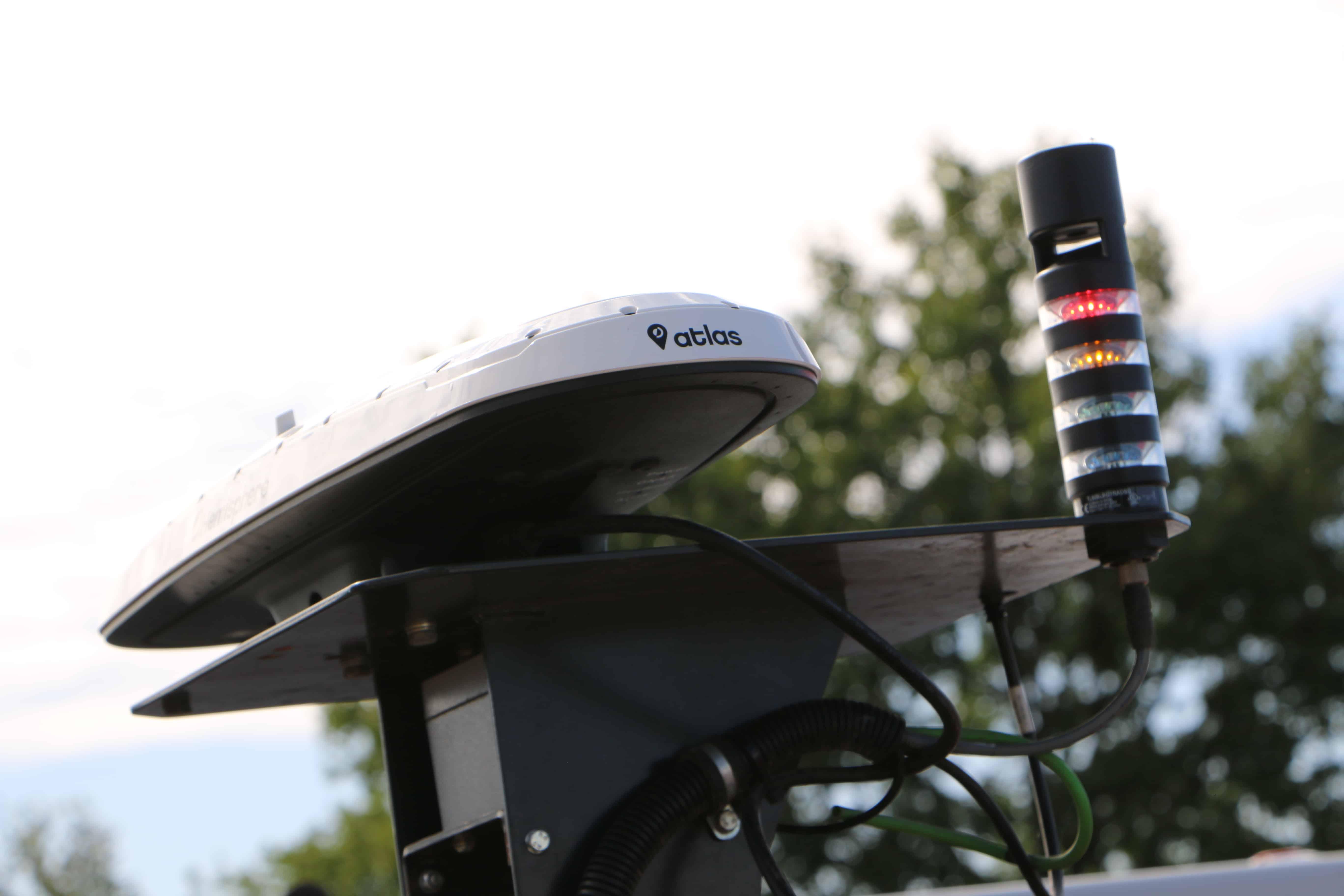 essai robot agricole AgroIntelli Robotti