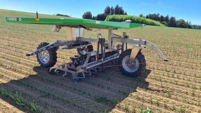robot FarmDroid FD20