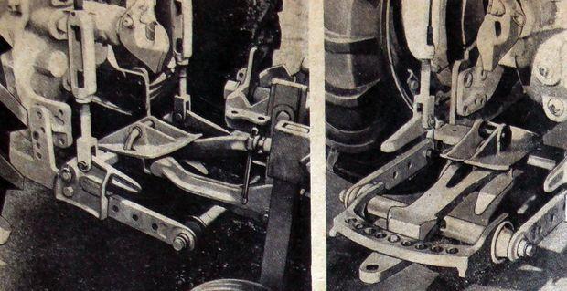 salon machine agricole 1951 tracteur renault