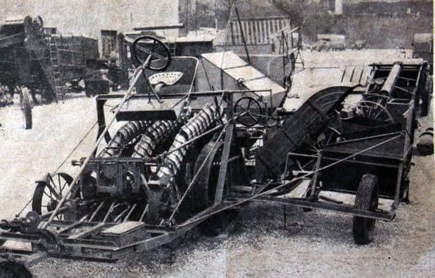 salon machine agricole 1951 recolte betteraves
