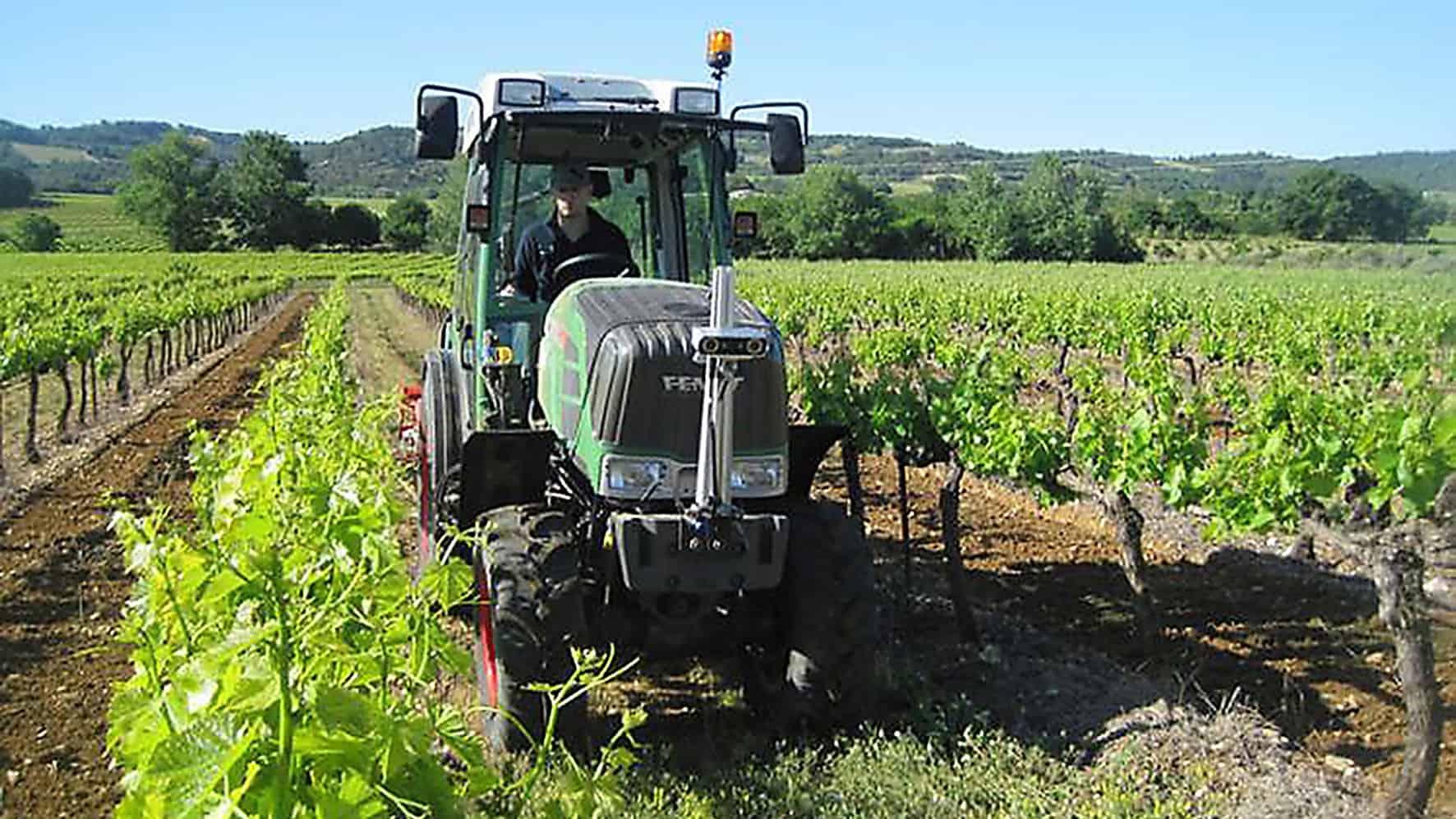 guidage gps viticulture cuma dordogne