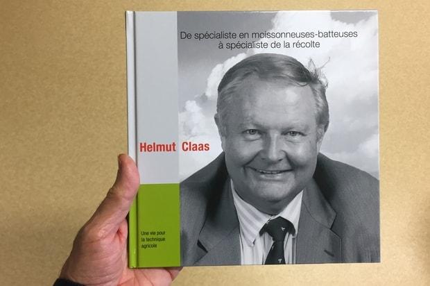 biographie d'Helmut Claas