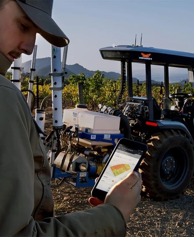 tracteur électrique autonome Monarch