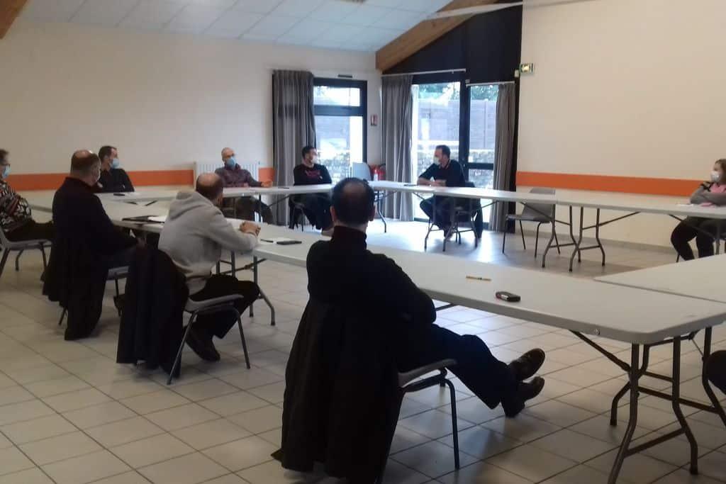 Réunion de cuma de secteur en Vendée