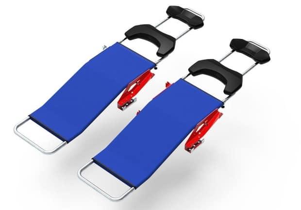 Terrateck Glider 500 lit de désherbage