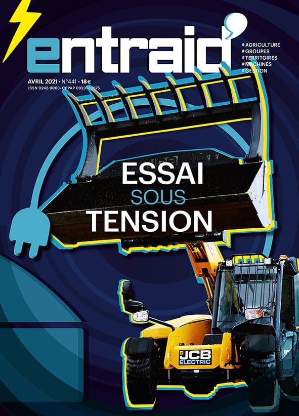 couverture entraid magazine avril 2021