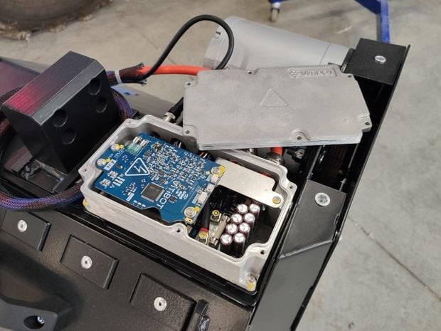 Vitibot vitidrive robot sima award
