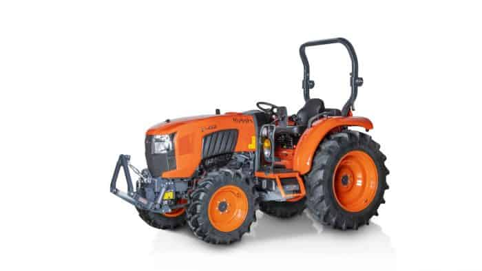 tracteurs Kubota L1 S5