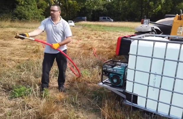 kit anti incendie FMS